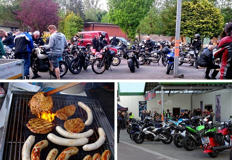 Motorradtreff LBM Steinhagen