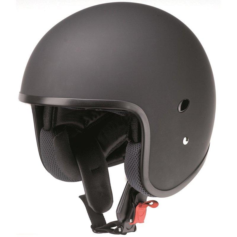 redbike rb 710 jethelm matt schwarz lbm biker 39 s outfit. Black Bedroom Furniture Sets. Home Design Ideas