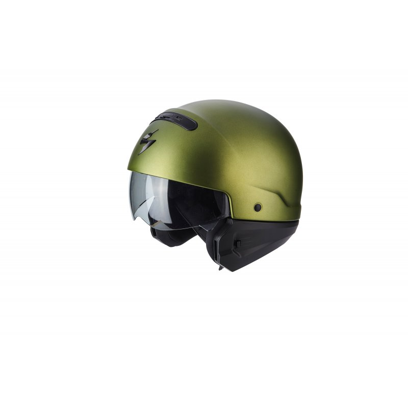 scorpion exo combat solid modularhelm jetzt g nstig bestellen bei lbm biker 39 s outfit. Black Bedroom Furniture Sets. Home Design Ideas