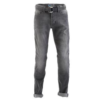 32e390fa43 PMJ Legend Caferacer Grey motorcycle jeans   shop now at LBM Biker's ...