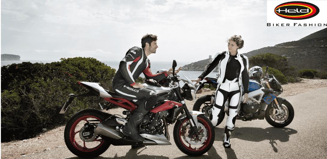 Motorradbekleidung online kaufen | LBM Biker's Outfit